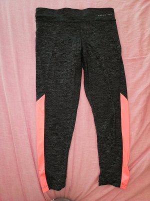 Oysho Pantalon de sport gris anthracite