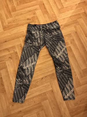 H&M Leggings azul acero