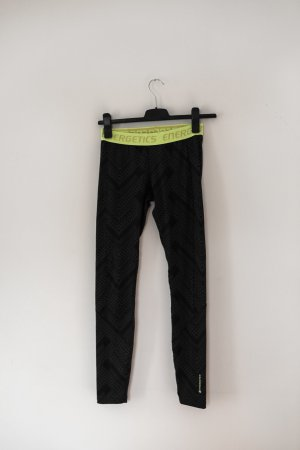 pantalonera negro-gris oscuro