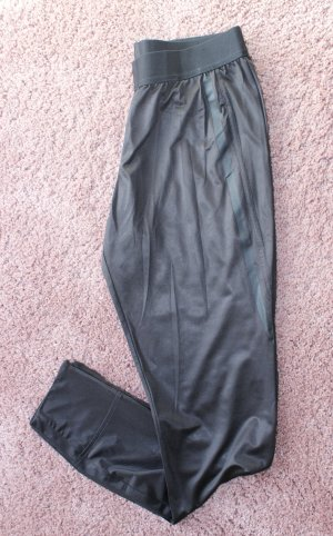 Sport Leggins in schwarz