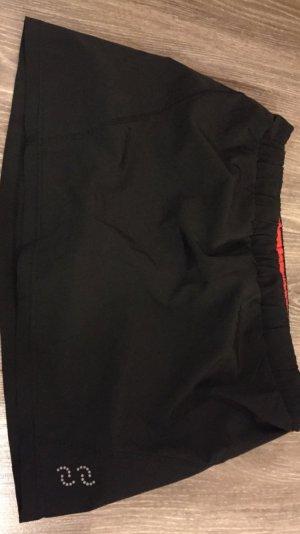 Crivit Miniskirt black-red