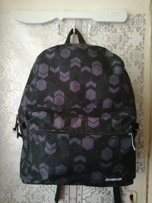 Reebok School Backpack grey-dark blue