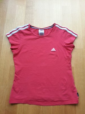 Sport Shirt Adidas 36 S rot pink coralle Nike! Top!