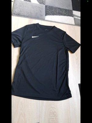 Nike Sports Shirt black-white