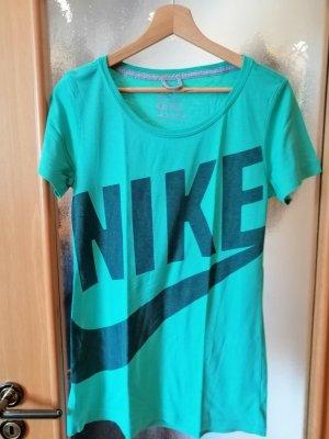 Nike Sportshirt turkoois