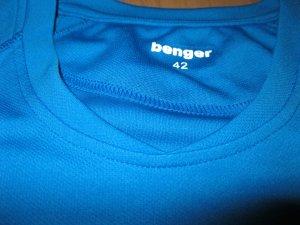 Sport Shirt Firma Benger 42