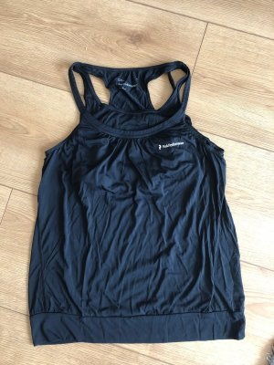 Peak performance Sporttop zwart