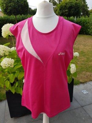 Asics Camisa deportiva rosa