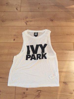Ivy Park Camisa deportiva blanco