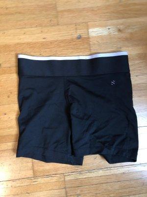 H&M Sport Pantaloncino sport nero-color carne