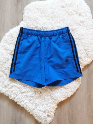 Sport Shorts blau/schwarz Gr. XS