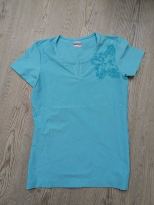 edc by Esprit Sports Shirt baby blue