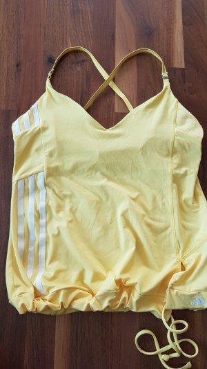Adidas Originals Maglietta sport giallo
