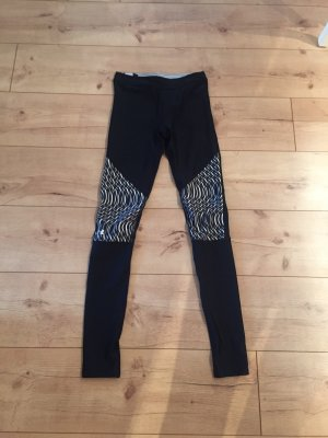 Under armour Trackies black-white