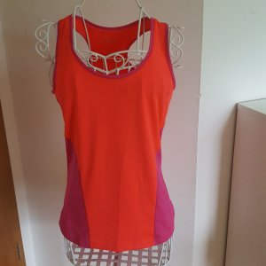 Sport-Top lila-orange