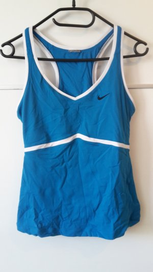 Sport Top Nike fit türkis