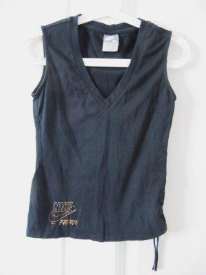 Sport Top von NiIKE Schwarz Shirt SPortswear