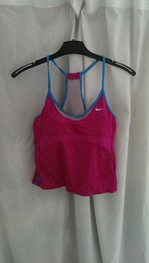 Sport-Top von Nike, Rosa, kaum getragen und in sehr gutem Zustand.