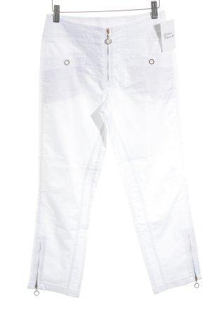 Sportalm 3/4-Hose weiß Elegant