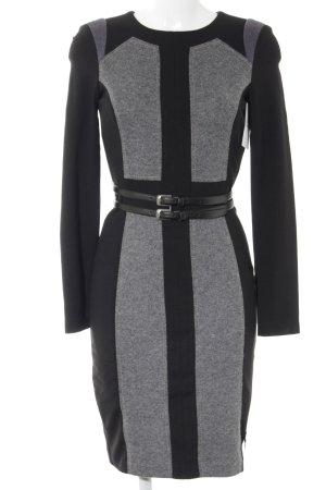 Sportalm Pencil Dress black-grey elegant