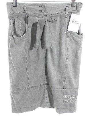 Sportalm Pencil Skirt grey simple style