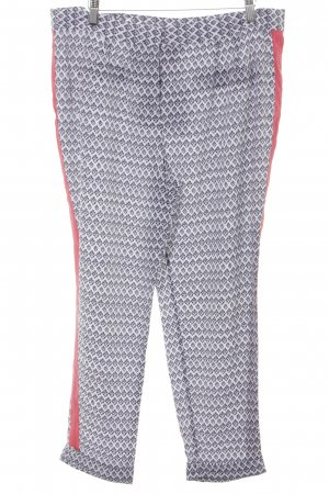 Sportalm Caprihose abstraktes Muster Casual-Look