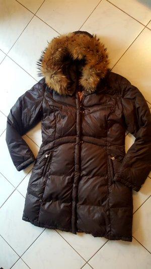 Sportalm Abrigo de plumón marrón