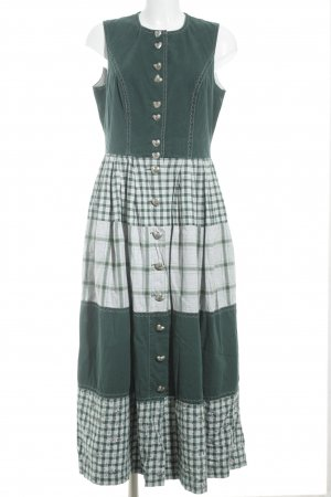 Sportalm Dirndl check pattern country style