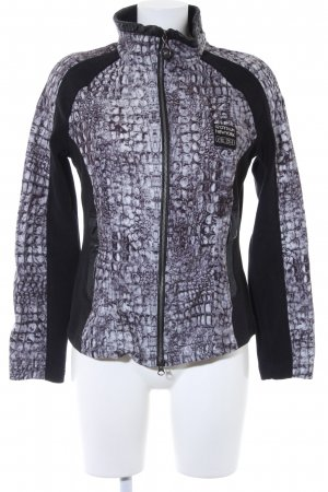 Sportalm Fleecejacke Animalmuster Animal-Look