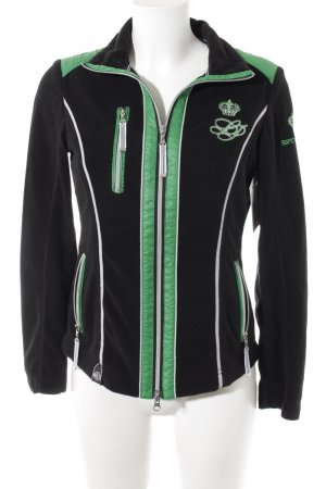 Sportalm Fleece Jackets multicolored extravagant style