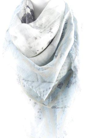 Sportalm Neckerchief allover print reptile print