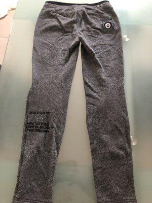 Sportalm Pantalón deportivo color plata-gris