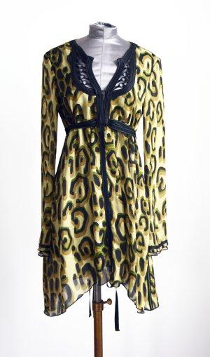 Sportalm Kleid Tunika Animal Print Gr. 36