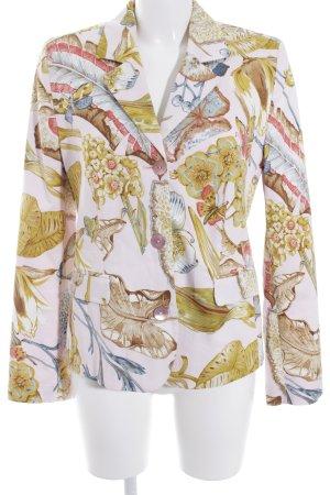 Sportalm Kurz-Blazer florales Muster Elegant
