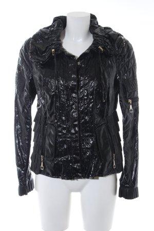 Sportalm Kurzjacke schwarz extravaganter Stil