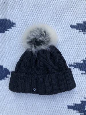 Sportalm Sombrero de punto negro