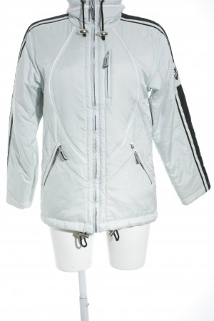 Sportalm Outdoor Jacket baby blue-black athletic style