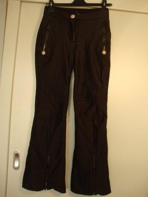 Sportalm Pantalon de ski brun tissu mixte