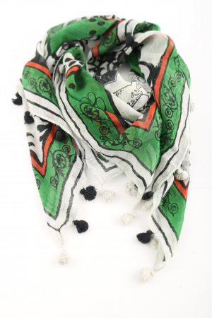 Sportalm Summer Scarf abstract pattern casual look