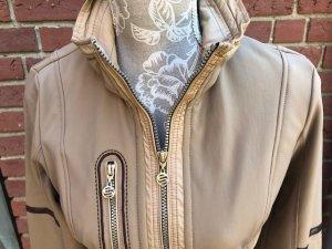 Sportalm Jersey Blazer beige mixture fibre