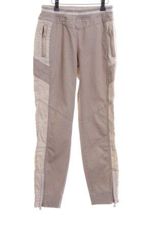Sportalm Pantalón elástico blanco puro look casual