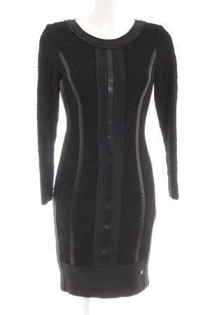 Sportalm Stretchkleid schwarz Elegant