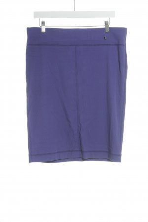 Sportalm Stretchrock blauviolett Casual-Look