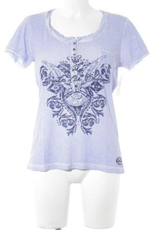 Sportalm T-Shirt mehrfarbig Casual-Look
