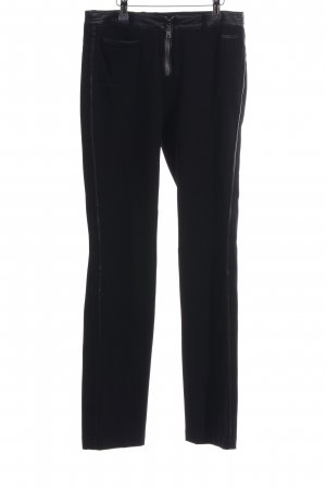 Sportalm Thermal Trousers black casual look