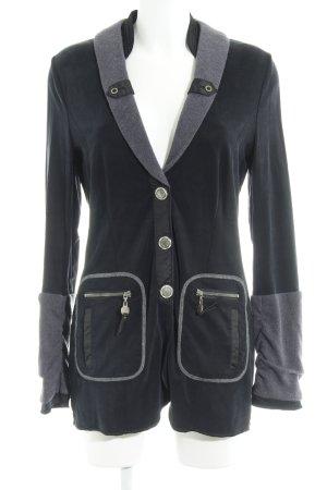 Sportalm Übergangsjacke schwarz-grau Casual-Look