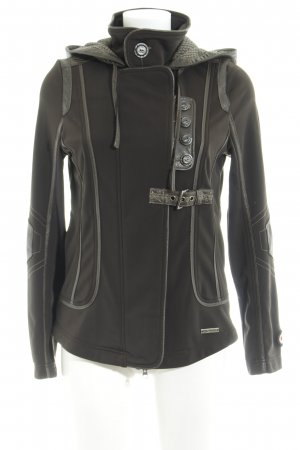 Sportalm Übergangsjacke schwarzbraun Casual-Look