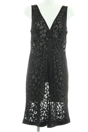 Sportalm Fond de robe noir style de lingerie