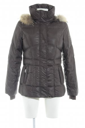 Sportalm Winterjacke graubraun Street-Fashion-Look