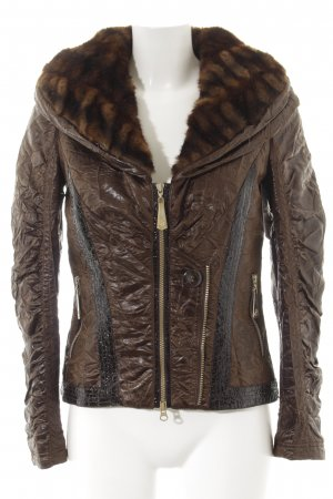 Sportalm Winterjacke Leomuster Street-Fashion-Look